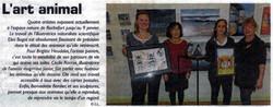 Article : Le Littoral le 11/12/2015