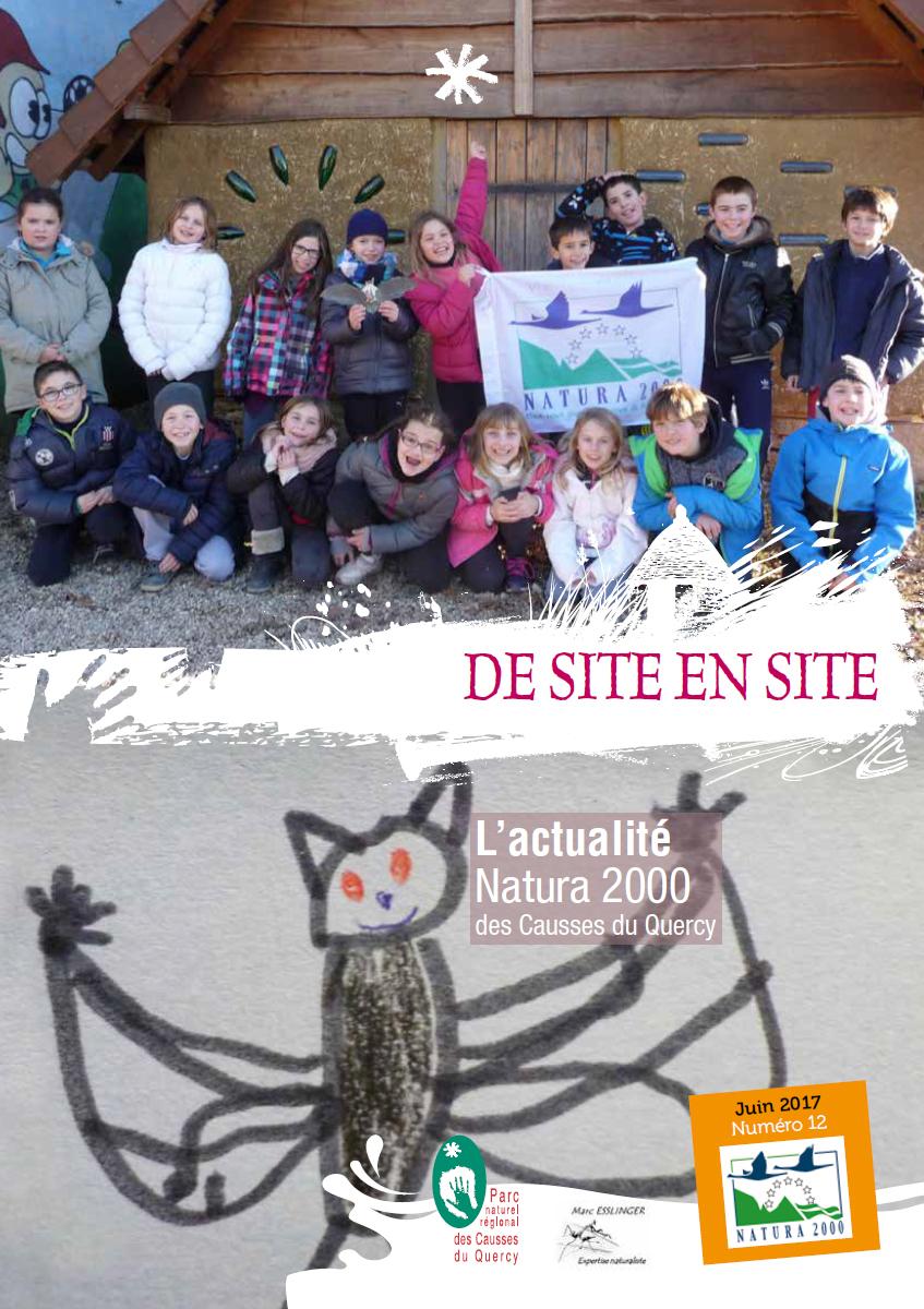 Bulletin N2000 n°12 Juin 2017