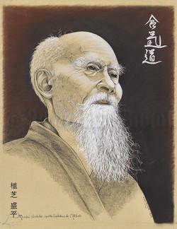 Kamisa de l'ACR - Ueshiba Senseï