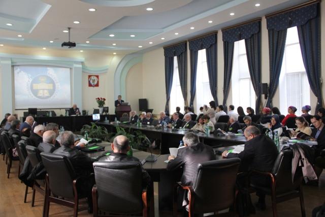 XIX Международная конференция «Биологическое разнообразие Кавказа»