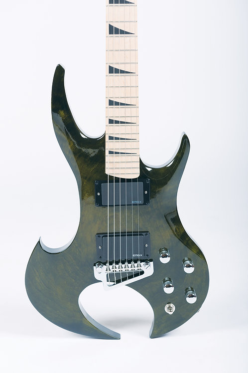 n. guitars – Battle Axe Guitar | Maple