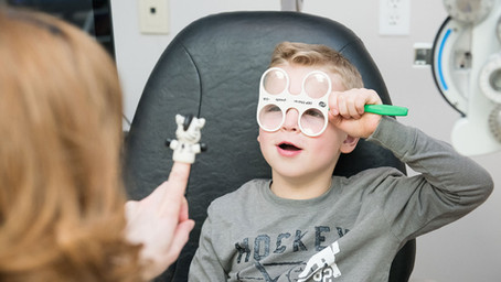 Vision Therapy in Durham Region!