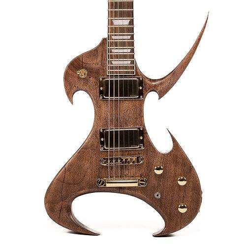 n. guitars – Blade Guitar | Mahogany