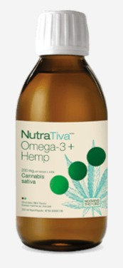 NutraTivea Omega-3 + Hemp