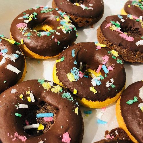 Thur, Jan 14th - Baked Donuts @ 4pm