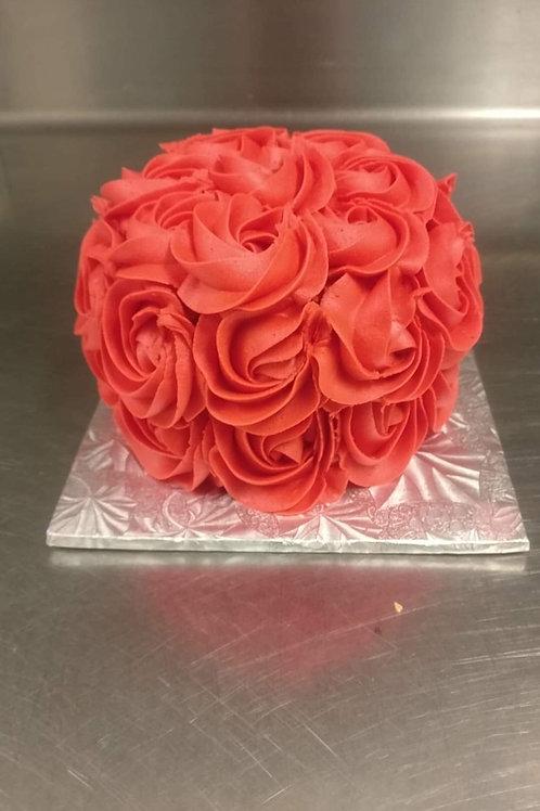 Thurs, Feb 11th - Valentine Chocolate Cake @ 4pm