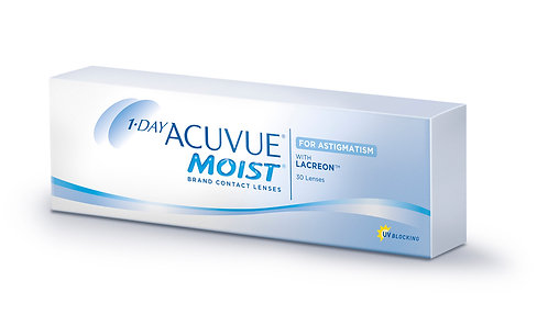 Acuvue Moist 1 Day for Astigmatism