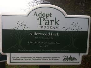 Adopt A Park Feb 2013