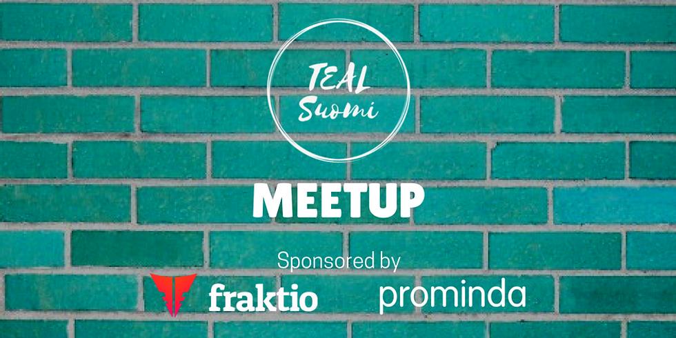 Teal Suomi Meetup @ Fraktio & Prominda
