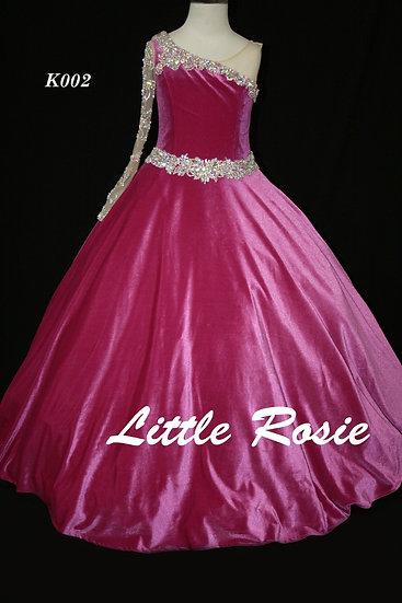 Little Rosie K002 Berry
