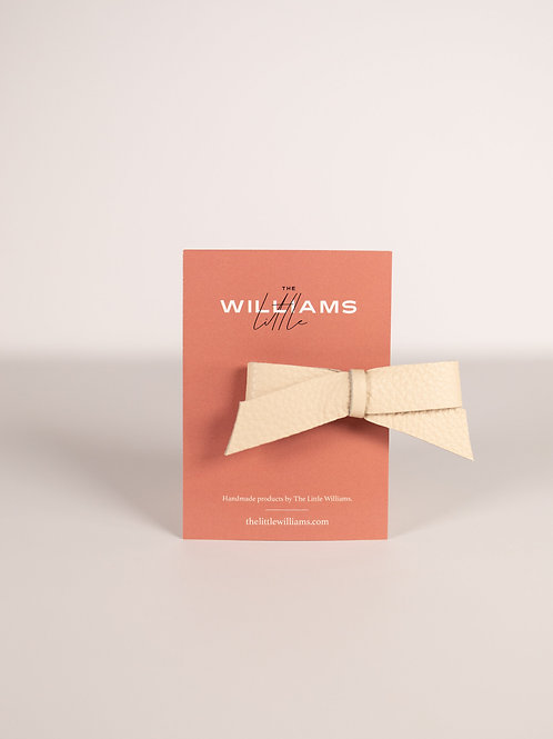 The Little Williams Elizabeth Ivory Bow