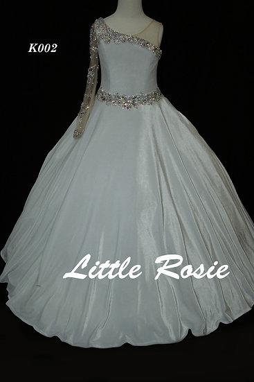 Little Rosie K002 White