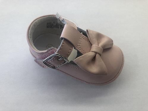 Angel Baby Minnie Bow Mary Jane Pink