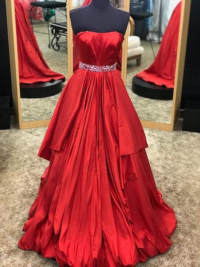 Sherri Hill 51633 Red