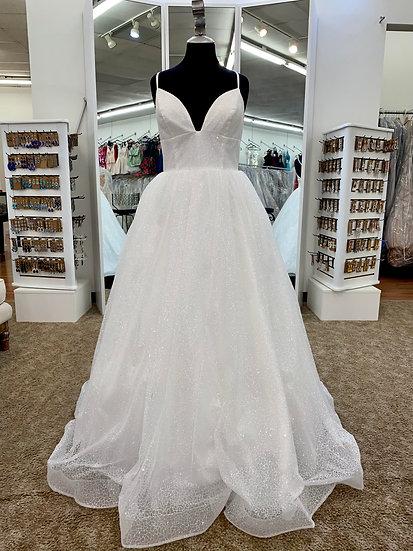 Sherri Hill 53665 White