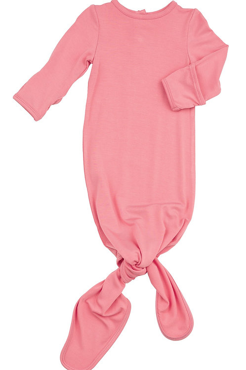 Angel Dear Flamingo Pink Knotted Gown