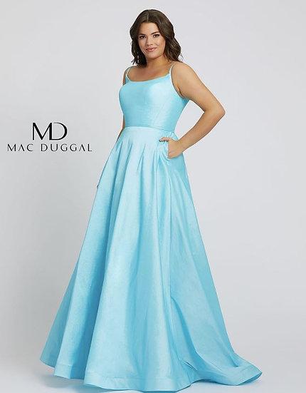 Mac Duggal 67219 Blue