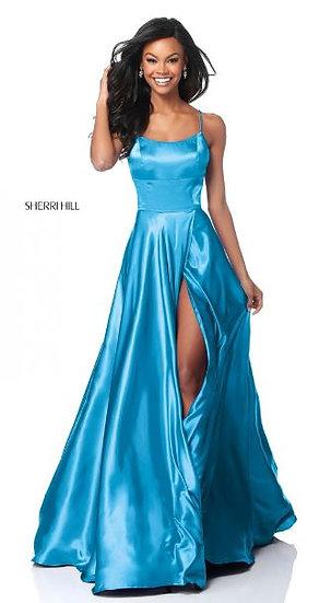 Sherri Hill 51631 Turquoise