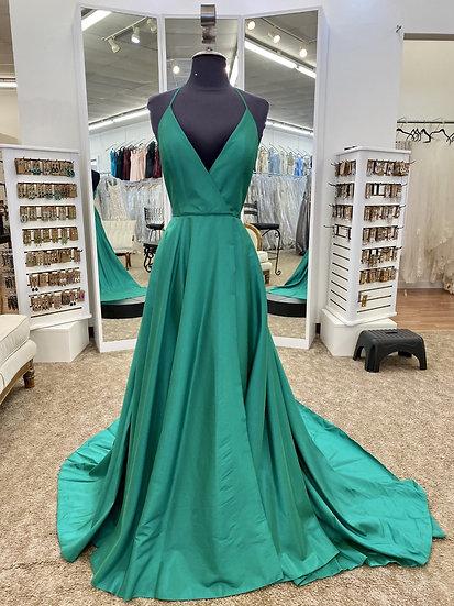 Sherri Hill 53904 Emerald