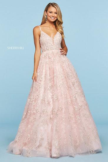 Sherri Hill 53625 Pink
