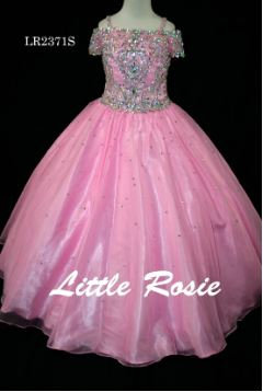 Little Rosie 2371 Candy Pink
