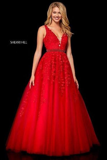Sherri Hill 11335 Red