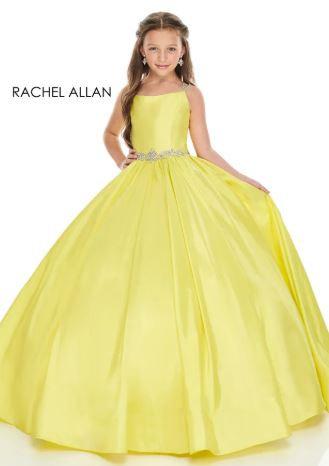 Rachel Allan 1763 Yellow