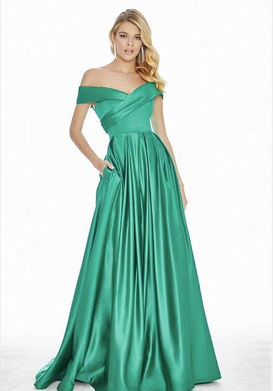 Ashley Lauren 1343 Emerald