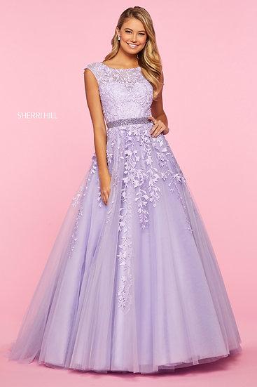 Sherri Hill 53356 Lilac