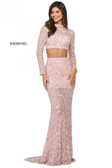 Sherri Hill 53444 Light Pink