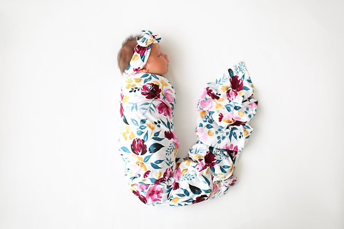 Posh Peanut Jozie Infant Swaddle