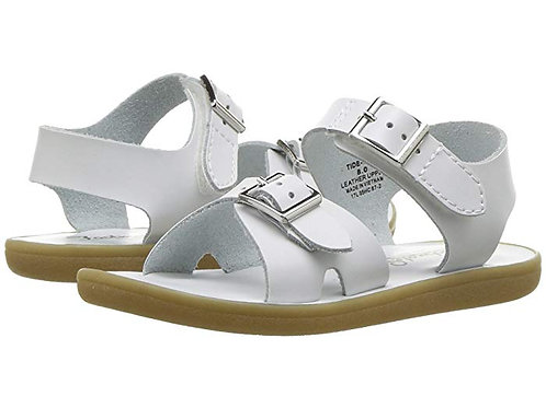 Footmates Tide Sandal White