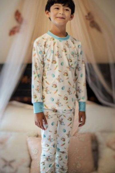 Evies Closet Easter Boys 2 Piece Loungewear