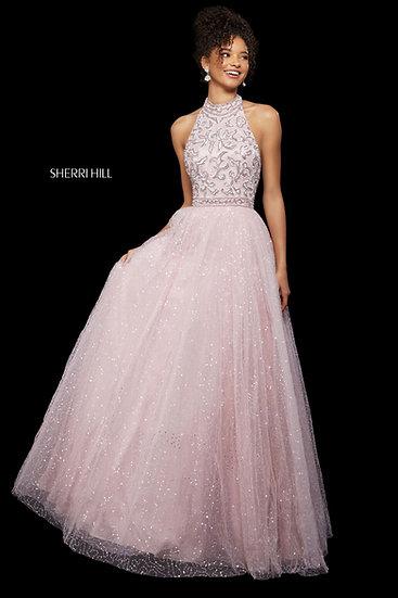 Sherri Hill 53228 Light Pink