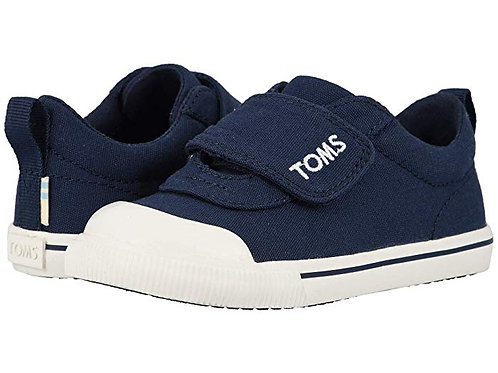Toms Navy Canvas Doheny Sneaker