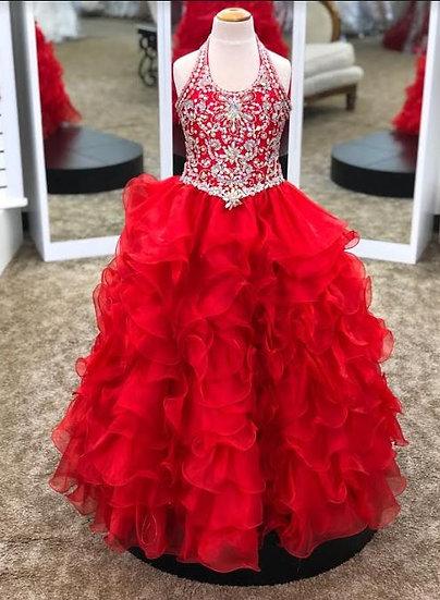 Little Rosie LR2039 Red