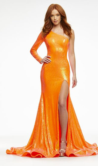Ashley Lauren 11026 Neon Orange