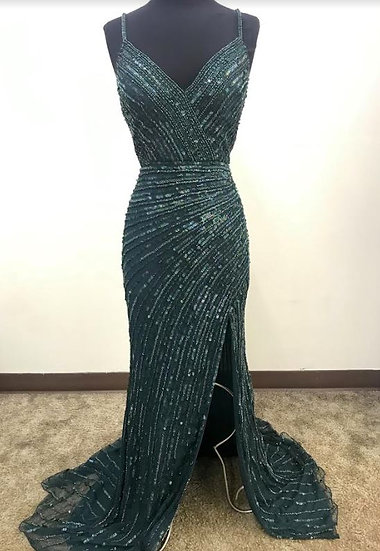 Sherri Hill 53037 Teal