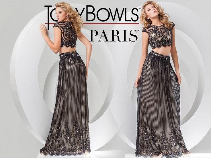Tony Bowls 115765 Black/Nude