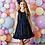 Thumbnail: Swoon Baby Denim Bella Essentials Dress
