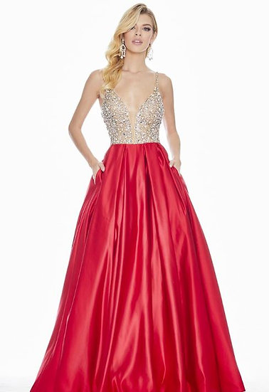 Ashley Lauren 1389 Red