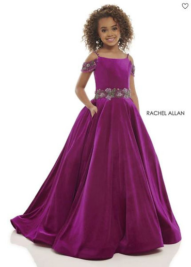 Rachel Allan 10003 Magenta Multi