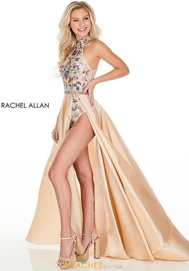 Rachel Allan 7135 Champagne Multi
