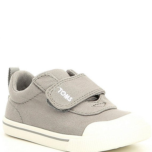 Toms Drizzle Grey Canvas Doheny Sneaker