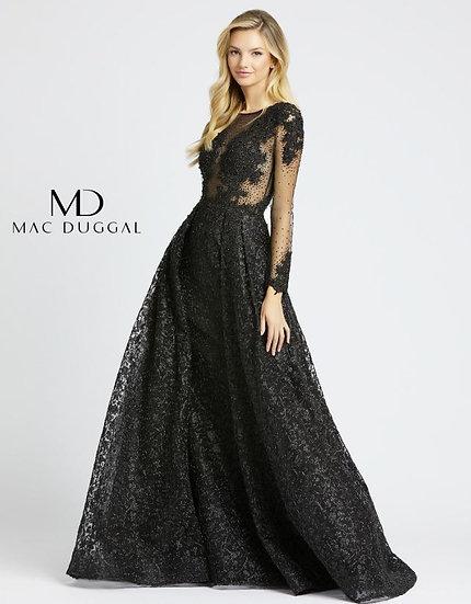 Mac Duggal 20100 Black