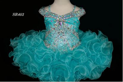 Little Rosie SR403 Turquoise*