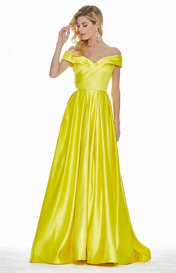 Ashley Lauren 1343 Yellow