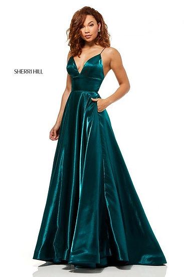 Sherri Hill 52424 Emerald