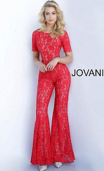 Jovani 00651A Red