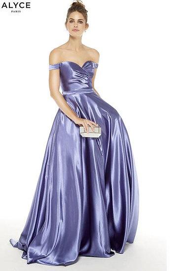 Alyce 1528 Lavender Violet